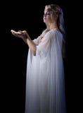 Детеныши elven изолированная девушка Стоковое Фото