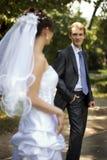 детеныши groom Стоковая Фотография