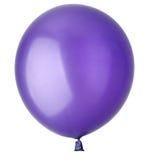 дети воздушного шара голубые изолировали s Стоковая Фотография RF