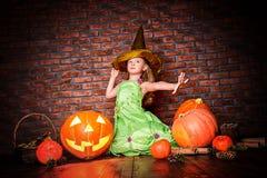 Дети волшебные Стоковое Изображение