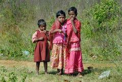 Дети девушки Стоковое Изображение