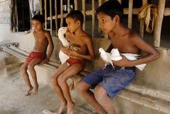 дети Индия Стоковое Фото