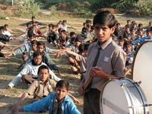 дети Индия стоковые фотографии rf