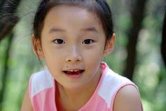 дети китайские Стоковое Изображение