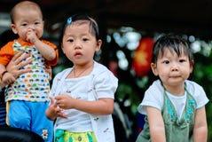 дети китайские