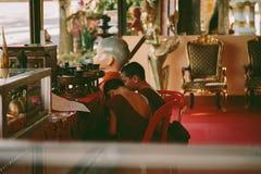 Дети монаха Стоковое Фото