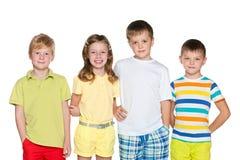 Дети моды 4 Стоковые Изображения RF