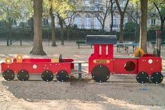 дети немногая поезд Стоковые Фотографии RF