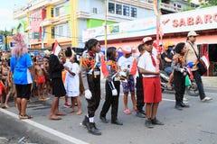 Дети от начальной школы SD Negery 02 Amban Стоковые Фото