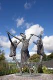 Дети статуй lir Стоковое фото RF