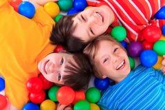 дети счастливые