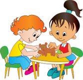 дети Стоковая Фотография RF