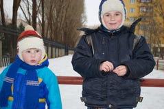 дети Стоковые Фото