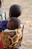 дети Стоковая Фотография