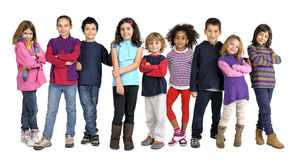 Дети Стоковые Фотографии RF