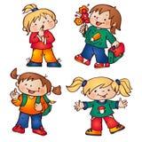 Дети бесплатная иллюстрация