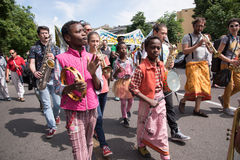Дети Multietnic Стоковое Фото