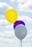 дети s воздушного шара Стоковые Фото