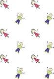 дети s предпосылки Стоковые Изображения RF