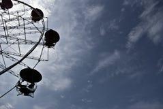 дети s carousel Стоковые Изображения