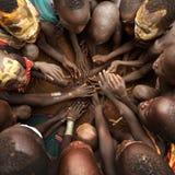 Дети Suri Стоковое Изображение RF