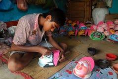 Детский труд Стоковые Изображения RF