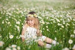 детство счастливое Стоковое фото RF