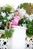 детство счастливое Стоковое Фото