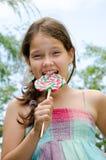 детство счастливое Стоковая Фотография