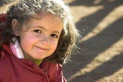 детство счастливое Стоковые Изображения