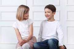 Детство Стоковые Фотографии RF