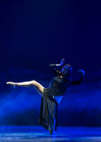 Дефект к свет-современному танцу Стоковые Изображения RF