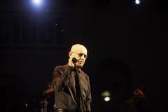 Децибел в концерте Стоковые Фотографии RF