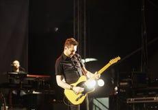 Децибел в концерте Стоковые Фото