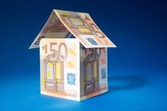 Дешевый дом Стоковое Изображение