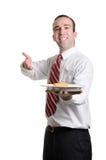 дешевый обед Стоковое Изображение