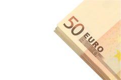 Дешев-Деньг-Евро-европейская валюта Стоковое фото RF