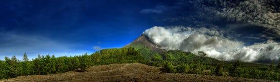 деятельности вулканические стоковые изображения