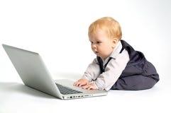 деятельность младенца Стоковая Фотография