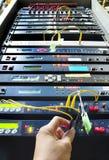 деятельность сервера руки