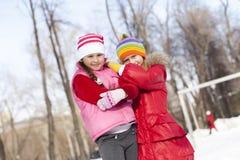 Деятельности при зимы Стоковые Изображения
