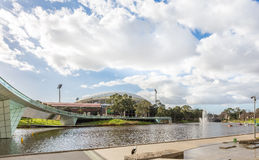 Деятельность в старшем парке, Аделаиде, южной Австралии Стоковая Фотография