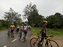 Деятельность при велосипеда Стоковые Изображения