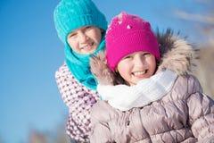Деятельность при зимы Стоковые Фото
