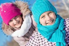 Деятельность при зимы Стоковое Изображение RF