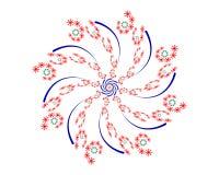 Делает по образцу символы других цветов Стоковые Изображения RF