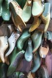 Делать ботинка стоковые изображения rf
