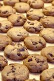 Делать из печений обломока шоколада Стоковое Фото