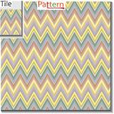 Делать и stripe линия плитка с картиной образца Illustra вектора иллюстрация вектора