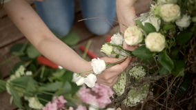 Делать красивый флористический состав видеоматериал